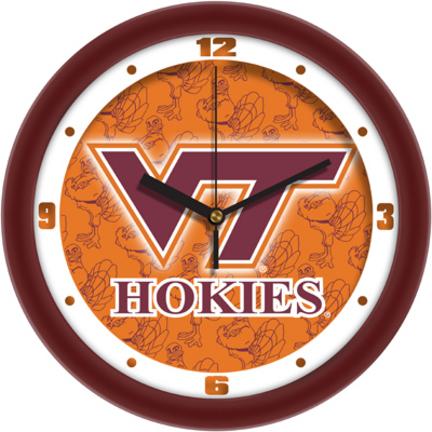 Virginia Tech | Clock | Tech | Wall
