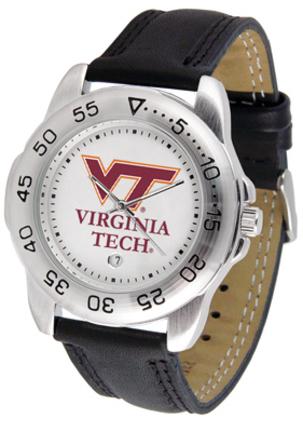 Virginia Tech Hokies Gameday Sport Men's Watch by Suntime
