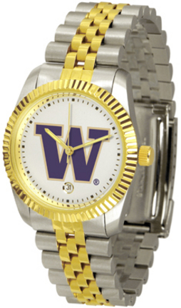 Washington Huskies Executive Men's Watch