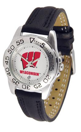 Wisconsin Badgers Gameday Sport Ladies' Watch