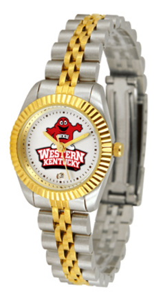 Western Kentucky Hilltoppers Executive Ladies Watch