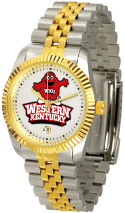Western Kentucky Hilltoppers Executive Men's Watch