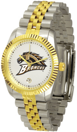 Western Michigan Broncos Executive Men's Watch