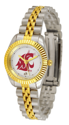 Washington State Cougars Ladies' Executive Watch by Suntime