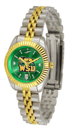 Wright State Raiders Ladies Executive AnoChrome Watch
