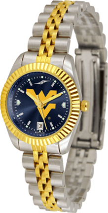 West Virginia Mountaineers Ladies Executive AnoChrome Watch