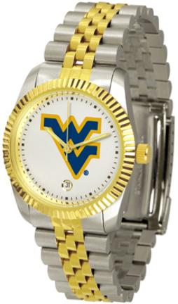 West Virginia Mountaineers Executive Men's Watch