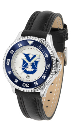 Xavier Musketeers Competitor Ladies Watch with Leather Band