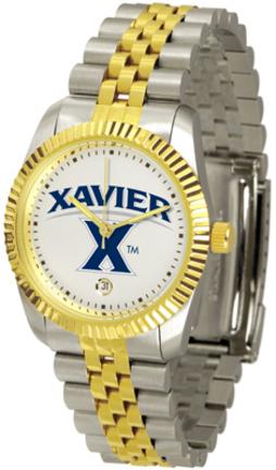 Xavier Musketeers Executive Men's Watch
