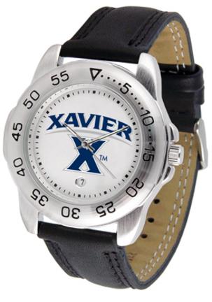 Xavier Musketeers Gameday Sport Men's Watch by Suntime