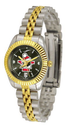 Youngstown State Penguins Ladies Executive AnoChrome Watch