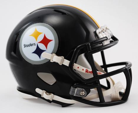 Steeler Helmet