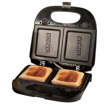 Click here for Oakland Raiders Sandwich Press / Waffle Maker prices