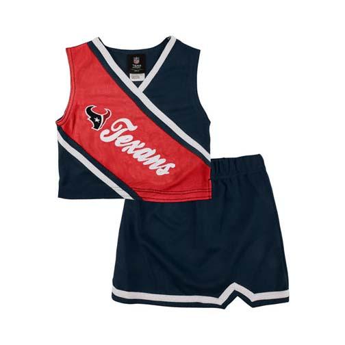 Houston Texans Cheerleader Dress. Sale Price   44.95. Store  Online Sports. Outerstuff  NFL NFL Houston Texans Infant Cheer Captain Jumper Dress Deep ... aac8b2b66