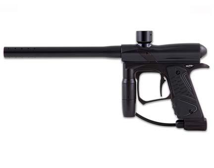 Dangerous Power E1 Paintball Marker / Gun (Black/Black)