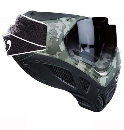 Sly Profit Paintball Goggles (Camo)