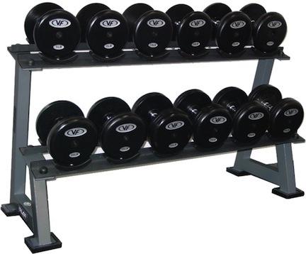 BG-10 Dumbbell Rack from Valor Athletics