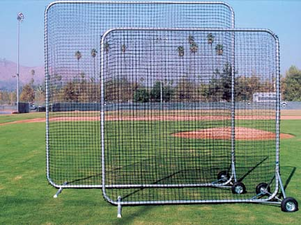 Replacement Net for the 8' x 8' Professional Base / Fungo Screen