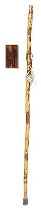 "54"" Dogwood Hiking Staff - Regular (for people 5' 2"" - 5' 10"")"