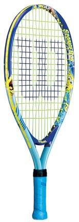 "Wilson SpongeBob SquarePants 19"" Youth Tennis Racket"