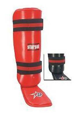 Detachable Shin-N-Step Guard from Starpak
