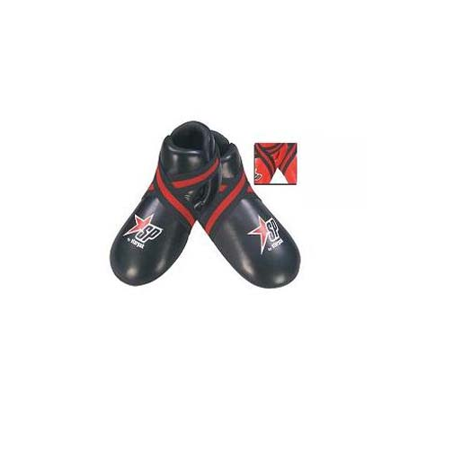 Pro Super Safety Kick Sparring Boots from Starpak - 1 Pair