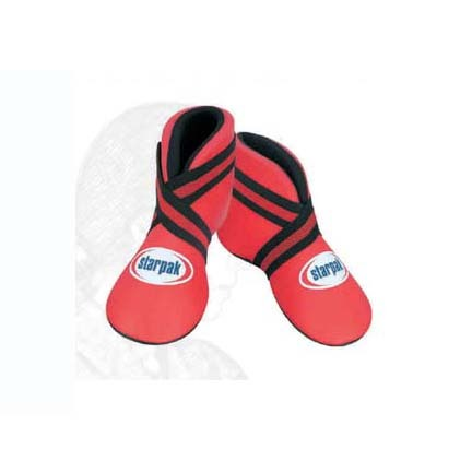 Junior Safety Kicks Sparring Boots from Starpak - 1 Pair
