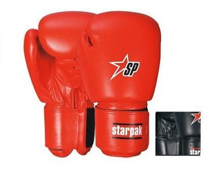 Olympic Boxing Gloves from Starpak - 1 Pair