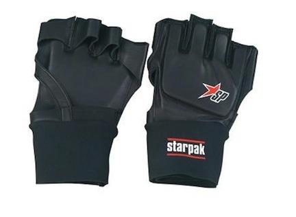 10 oz. Medium Gel Vale Tudo Gloves from Starpak - 1 Pair