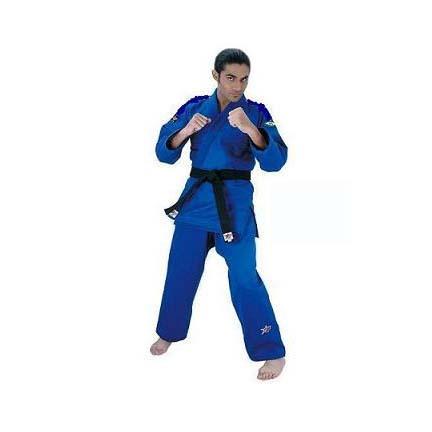 Blue Pro-Shima Jujitsu Uniform (Size 7) from Starpak