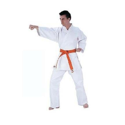 White Student Karate Uniform (Size 000) from Starpak