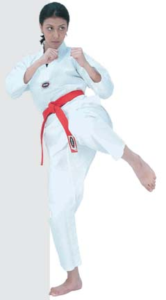 Student Taekwondo Uniform (Size 7) from Starpak