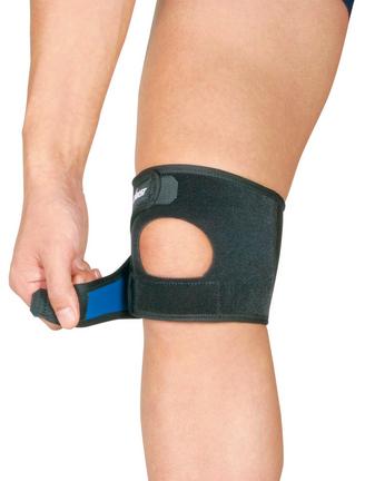 JK-1 Light Compression Knee Brace from ZAMST (Large)