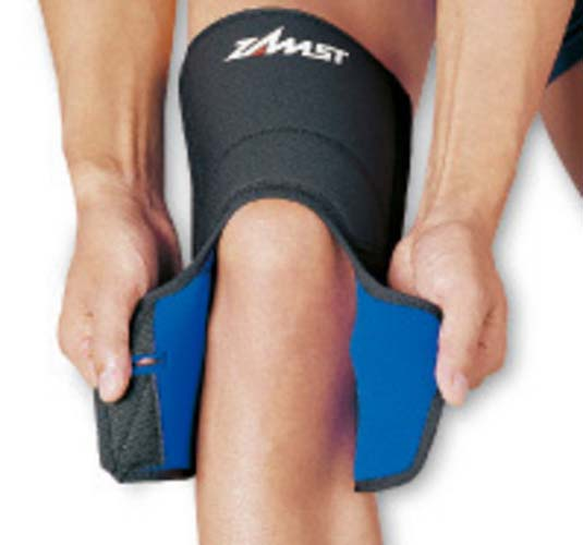 ZK-7 ACL / PCL Support Knee Brace from ZAMST (XX-Large)