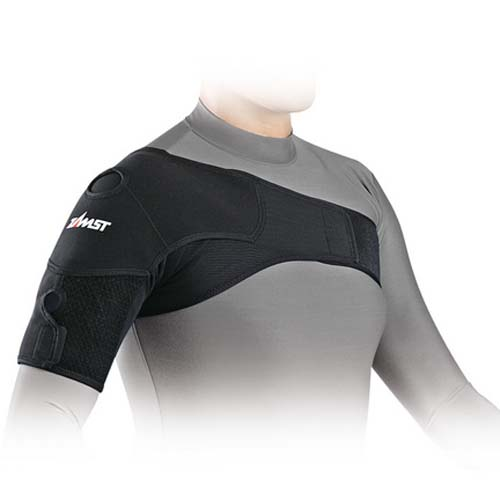 "Shoulder Wrap from ZAMST (Medium 15.25""-18"")"