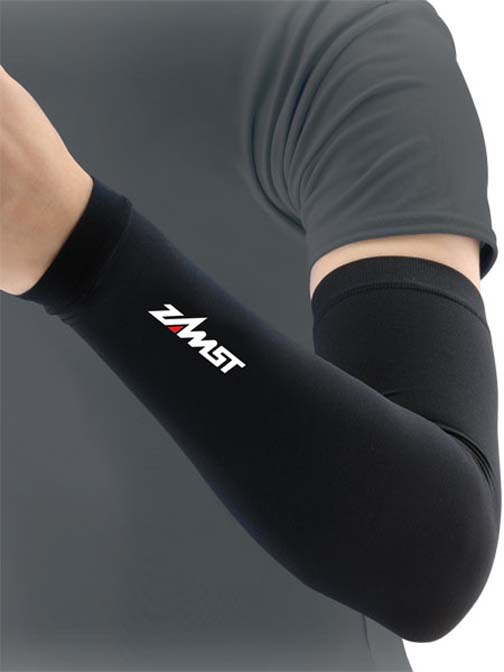 Compression Arm Sleeves from ZAMST (Large) - 1 Pair ZAM-475803